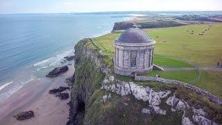 BEAUTIFUL NORTHERN IRELAND COAST