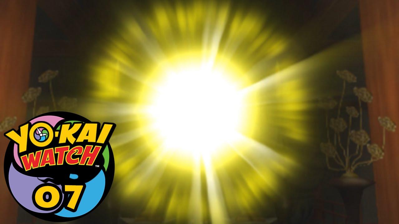 Yo Kai Watch épisode 7 Fr Fusion De Jibanyan Youtube