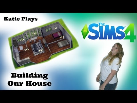 Building Our House | Katie Snyder Sims 4 #2