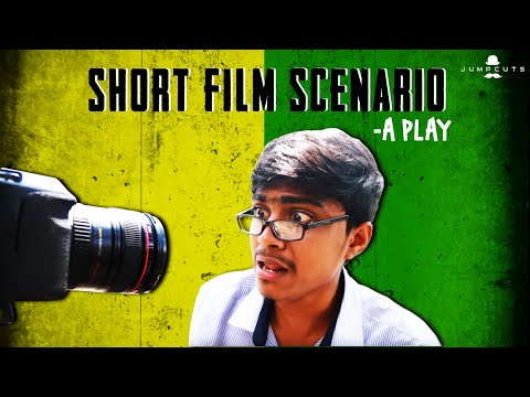 Short Film scenario - a play