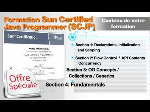 Formation Sun Certified Java Programmer (SCJP) - YouTube
