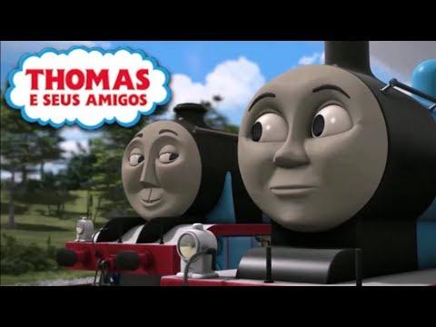 Thomas E Seus Amigos O Melhor De Edward Compilacao Youtube