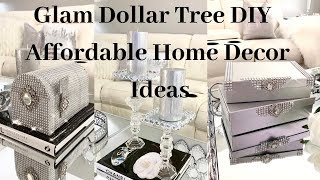 Home Decor DIY Collab Glam Dollar Tree DIYS Affordable Decor Ideas