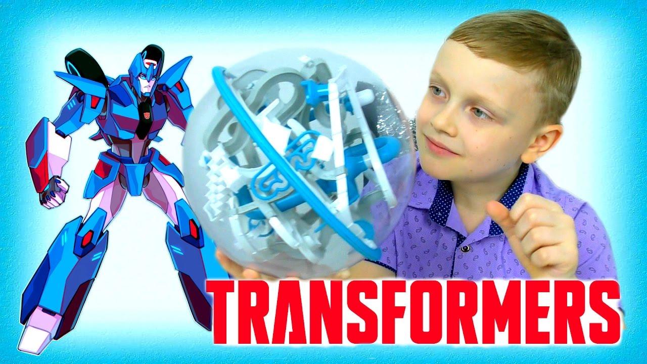 ТРАНСФОРМЕРЫ Автоботы Трансформеры Прайм  Кибертрон Transformers Машинки Видео для детей