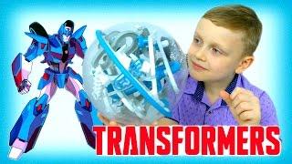 ТРАНСФОРМЕРЫ Автоботы Трансформеры Прайм  Кибертрон Transformers Машинки Видео для детей(ТРАНСФОРМЕРЫ Распаковка Игрушки Дрифт. Трансформеры Машинки и шар Головоломка. Развивающие игрушки для..., 2017-01-16T08:15:48.000Z)