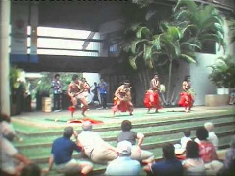 San Diego und Hawaii 1984 Super 8-Film