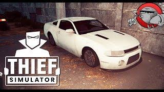 Thief Simulator #16 - ДОРОГАЯ МАШИНА