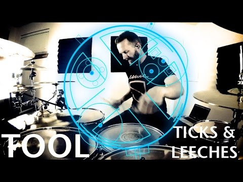 Tool-Ticks & Leeches-Johnkew Drum Cover