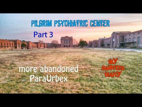 Pilgrim Psychiatric Center – Abandoned Buildings P3 MY HAUNTED DIARY paranormal