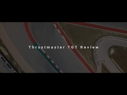 Thrustmaster TGT Wheel Review