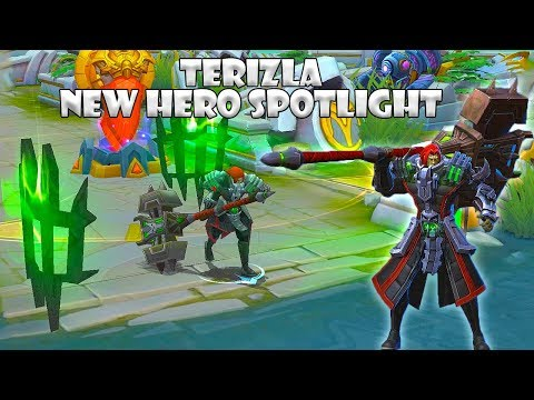 Terizla Hero Spotlight | Mobile Legends : Bang Bang thumbnail