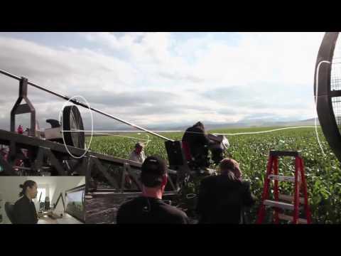 The Cinematography of Interstellar