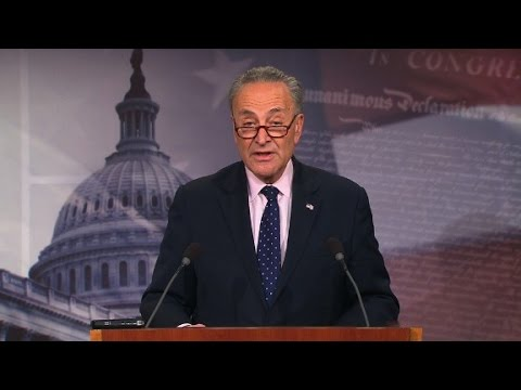 Schumer: Silence of GOP is hurting America