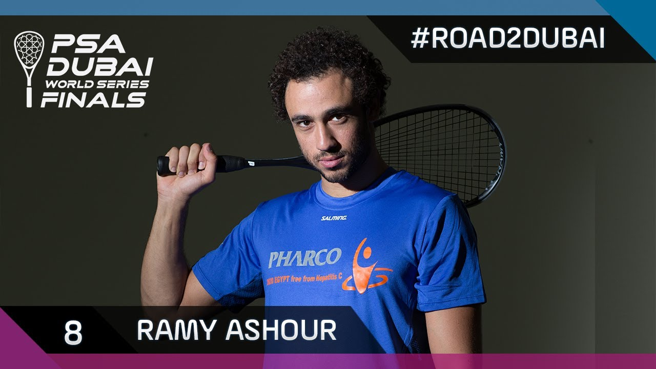 Ramy Ashour - Professional Squash Association