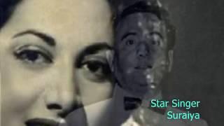 nainon mein bas jaa,tu to aaja re..Shokhiyan1951_Suraiya_Kidar Sharma_Jamal Sen..a tribute