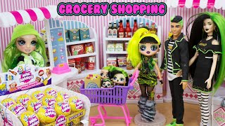 Bhaddie Family Grocery Shopping Empty Store FULL CASE Zuru Surprise Mini Brands Series 2