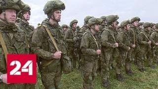 В Яропольце открыли мемориал подвигу кремлёвских курсантов - Россия 24