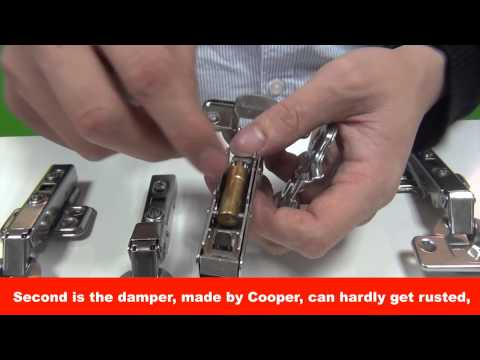 kav soft close stainless steel hinges|cabinet door hinges