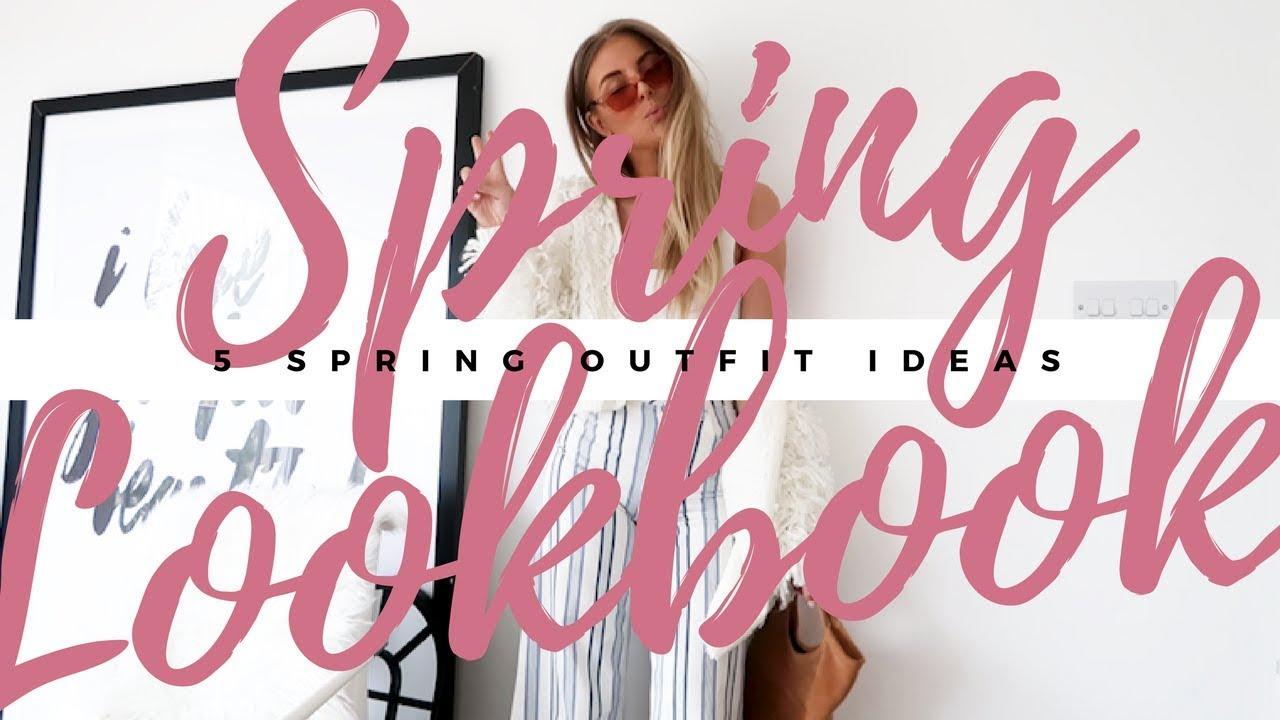 [VIDEO] - 5 Everyday Spring Outfit Ideas | Spring Lookbook | Sinead Crowe 1