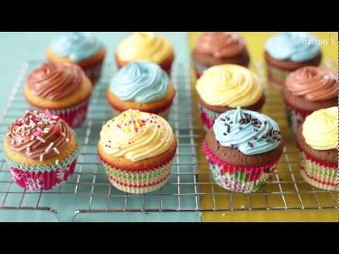Comment faire des cupcakes parfaits - Allrecipes.fr
