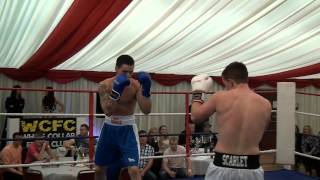 White Collar Fight Club - Nick Parks v Lee Francis