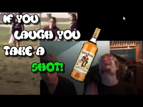 If You Laugh You Take A Shot! W/MillerTime!