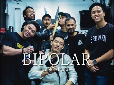 Bipolar Barbershop SINGAPORE | Quincy Control Clay / Hair & Body Mist #006 Review