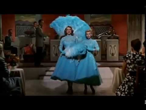 Sisters Song White Christmas | Rosemary Clooney, Vera Ellen AND ...