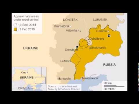 Ukraine crisis: US welcomes Minsk peace agreement