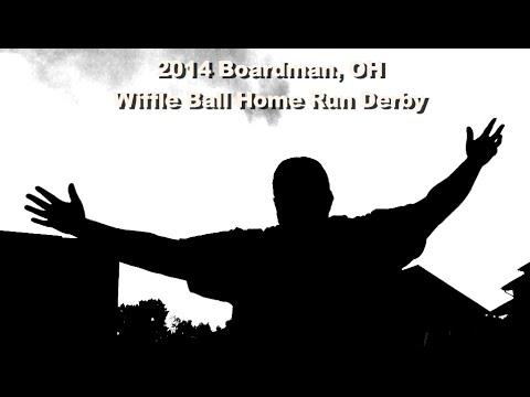 2014 Boardman, OH Wiffle Ball Home Run Derby