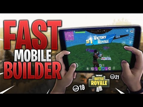 PRO FORTNITE MOBILE PLAYER // 470+ Wins // Fortnite Mobile Gameplay Tips & Tricks