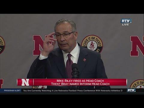 Nebraska AD Bill Moos Opening Statement