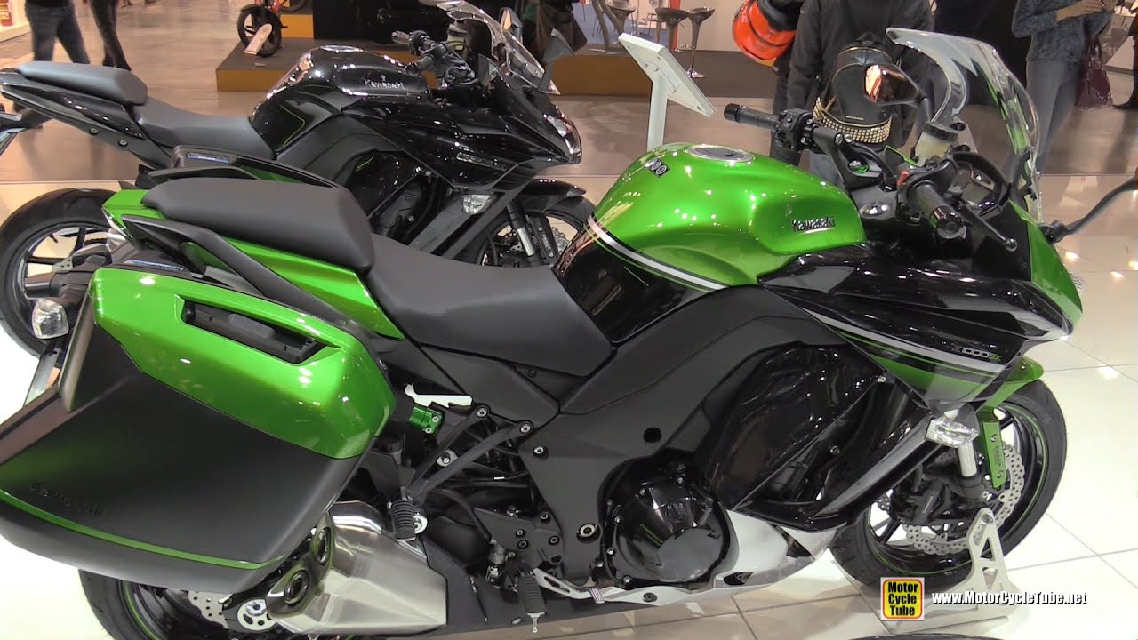 2016 Kawasaki Z1000 SX