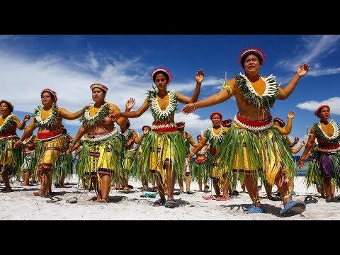Micronesia cultural Dances