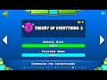 THEORY OF EVERYTHING III 100 COMPLETE ALL COINS GEOMETRY DASH 2 1 mp3