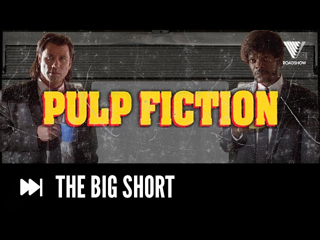 Pulp Fiction Explained In One Minute The Big Short