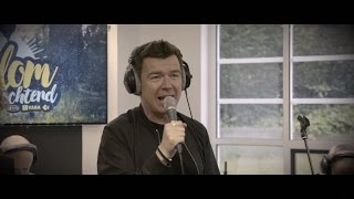 Rick Astley - 'Never Gonna Give You Up' Live @ Ekdom In De Ochtend