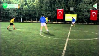 1.Barcelona - 2.Osmanlı Spor Özet / Gaziantep / iddaa Rakipbul Ligi 2014 Kapanış Sezonu