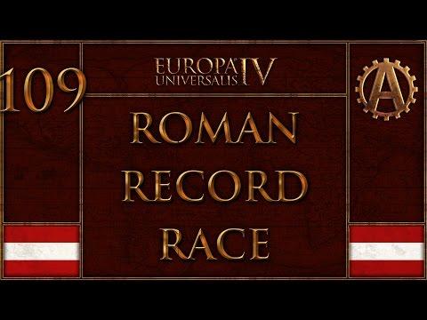 EUIV The Holy Roman Record Race 109