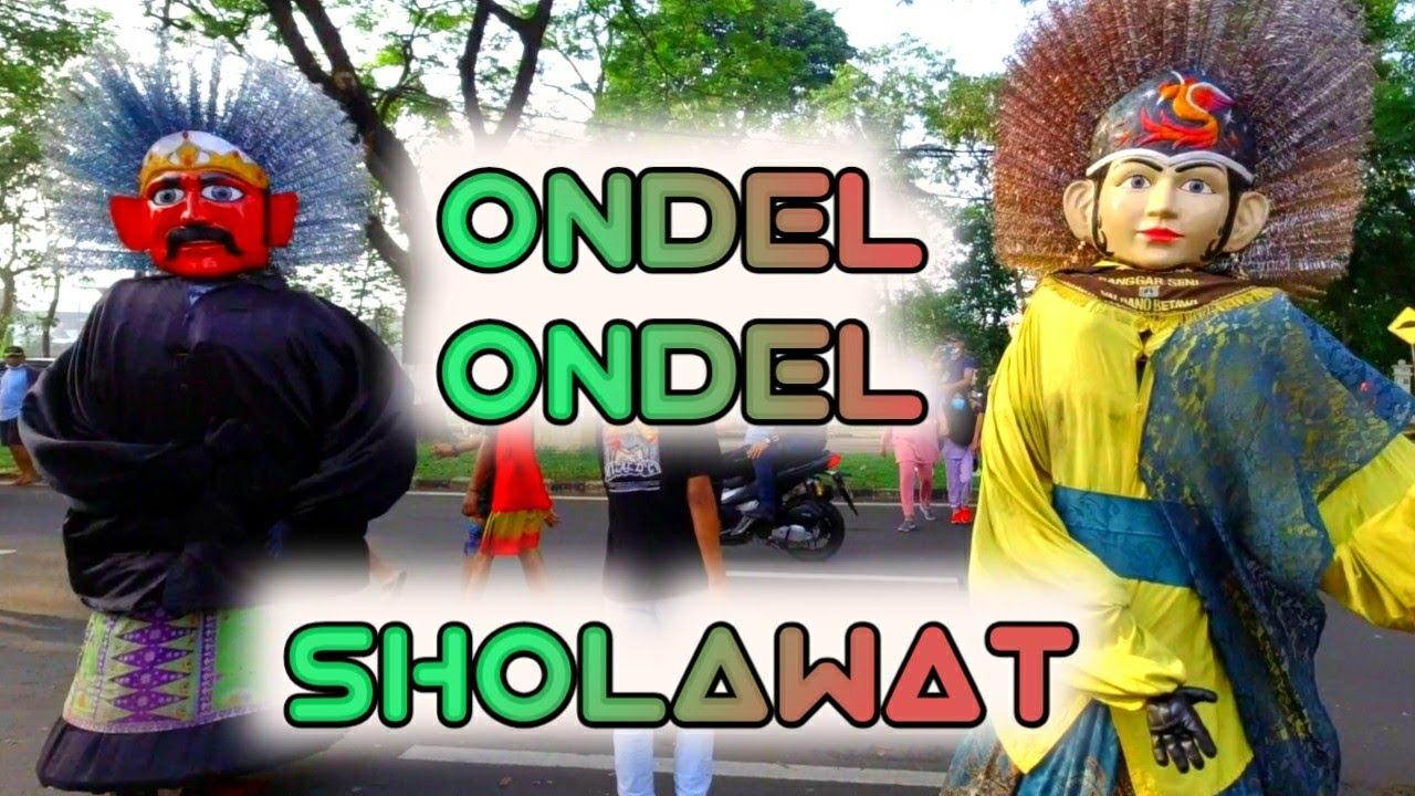 Ondel Ondel Sholawat 🌟 Sholawat Badar Ondel Ondel Cinta Betawi