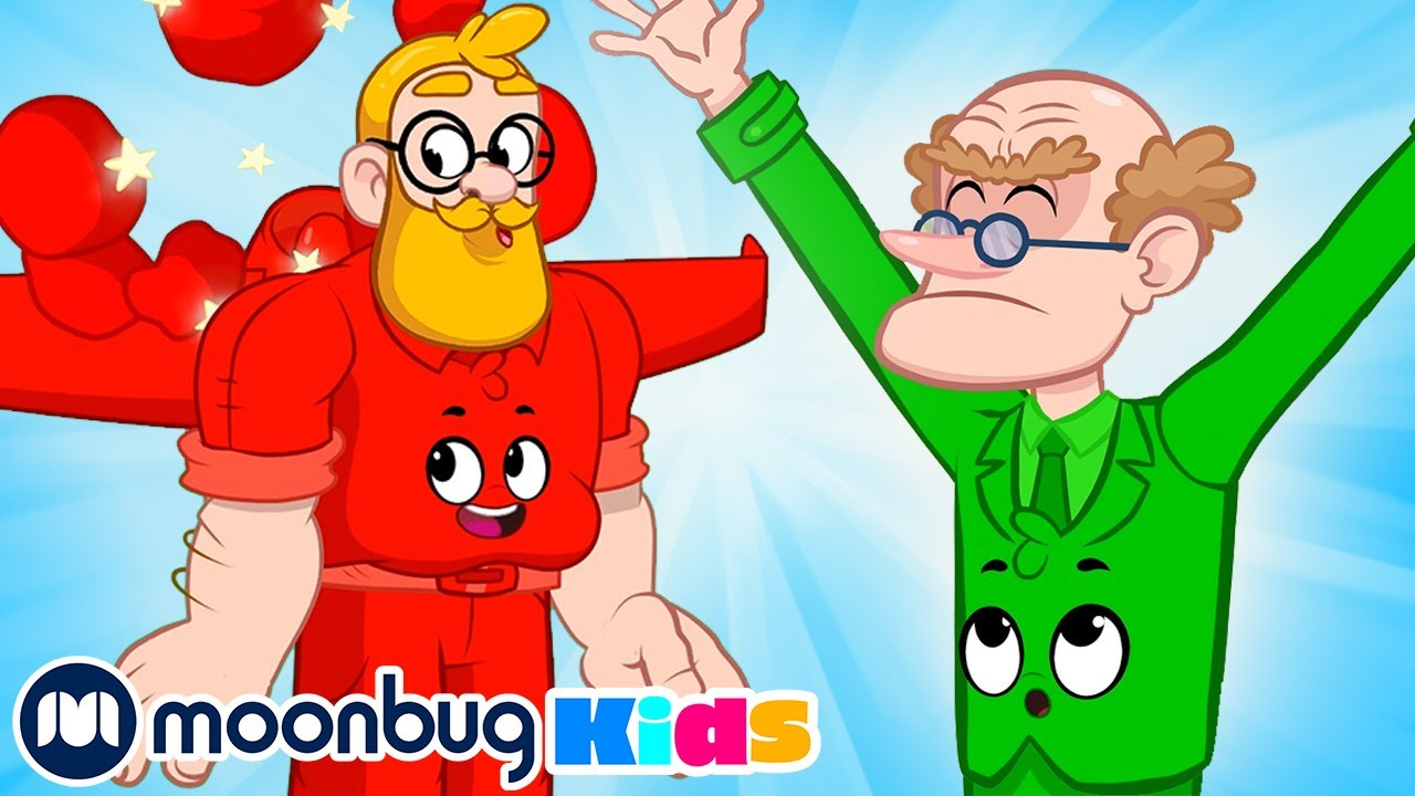 My Magic Pet Morphle - Morphle and Orphle Suits! | Full Episodes | Funny Cartoons for Kids