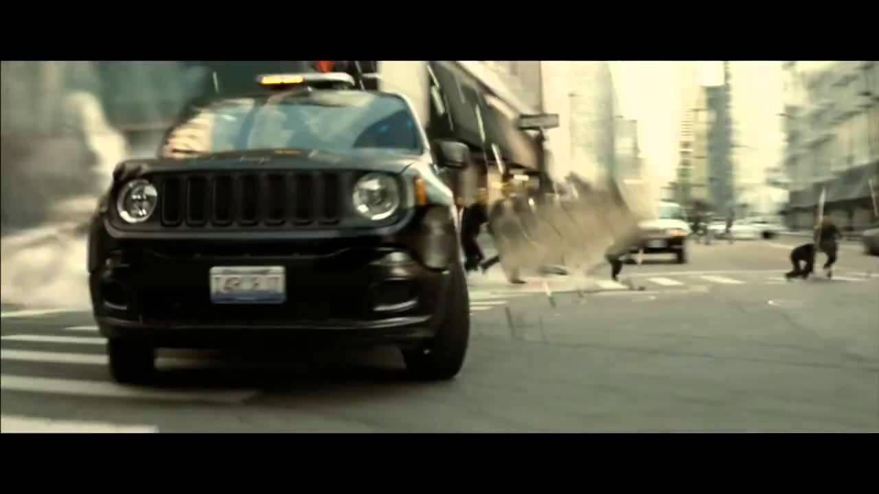 the jeep renegade dawn of justice batman v superman video youtube. Black Bedroom Furniture Sets. Home Design Ideas