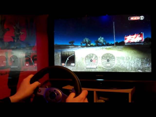 Test Drive Unlimited 2: 5.3 Ford showroom & Ferrari test