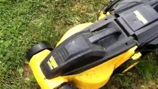 Электрическая газонокосилка Champion EM3211(, 2016-05-24T06:13:04.000Z)
