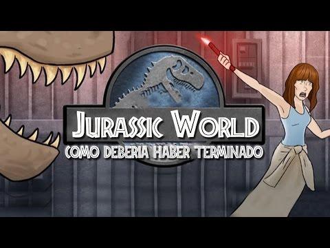 Como Jurassic World Debería Haber Terminado