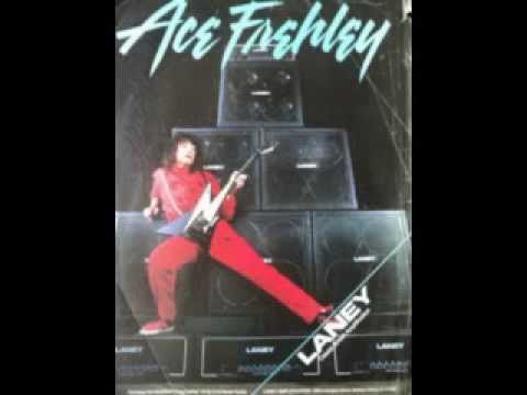 Ace Frehley 1984
