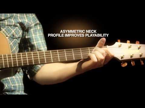Takamine™ Pro Series P3MC Acoustic-Electric Guitar
