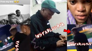 Lil Frosh Cries out as Ex Girlfriend Arrest Lil Frosh Again Over FIGHT & Charges Him to Court..