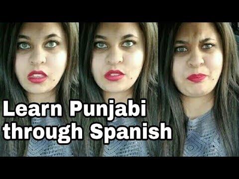 Gori Teaching Punjabi   Aprende Punjabi a través del español   Learn Punjabi Through Spanish