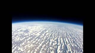 Edison Balloon Project 3-Sep: Serenity and Chaos at 99,000 feet